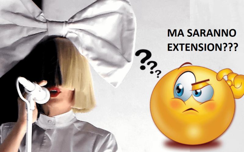 Extension ciglia e materiale di cui sono fatte: la strana moda dei capelli umani!